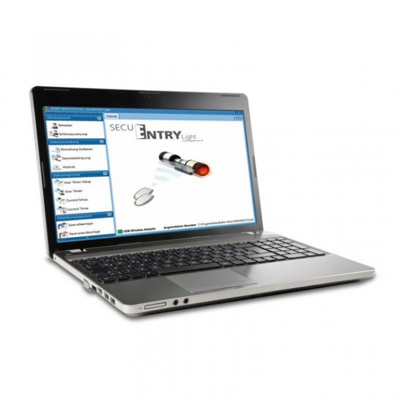 Software secuENTRY 5750