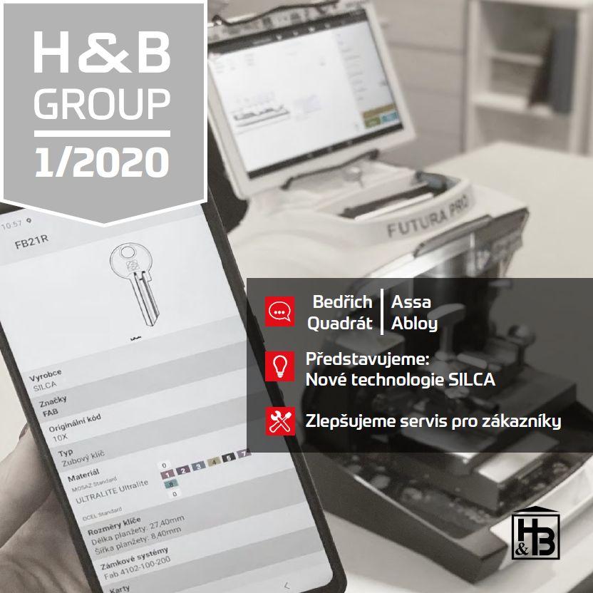 Magazín HB