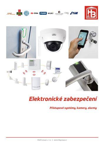 Katalog elektronického zabezpečení