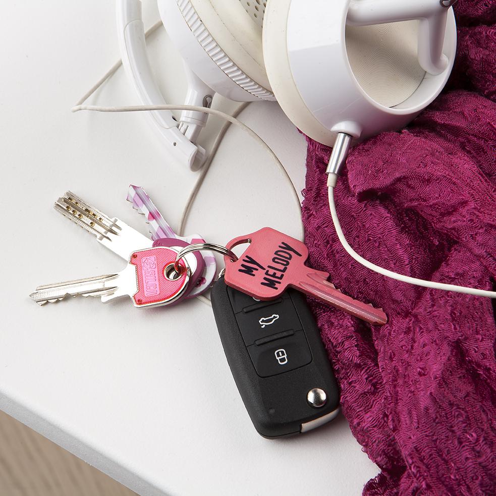 klíče a autoklíče