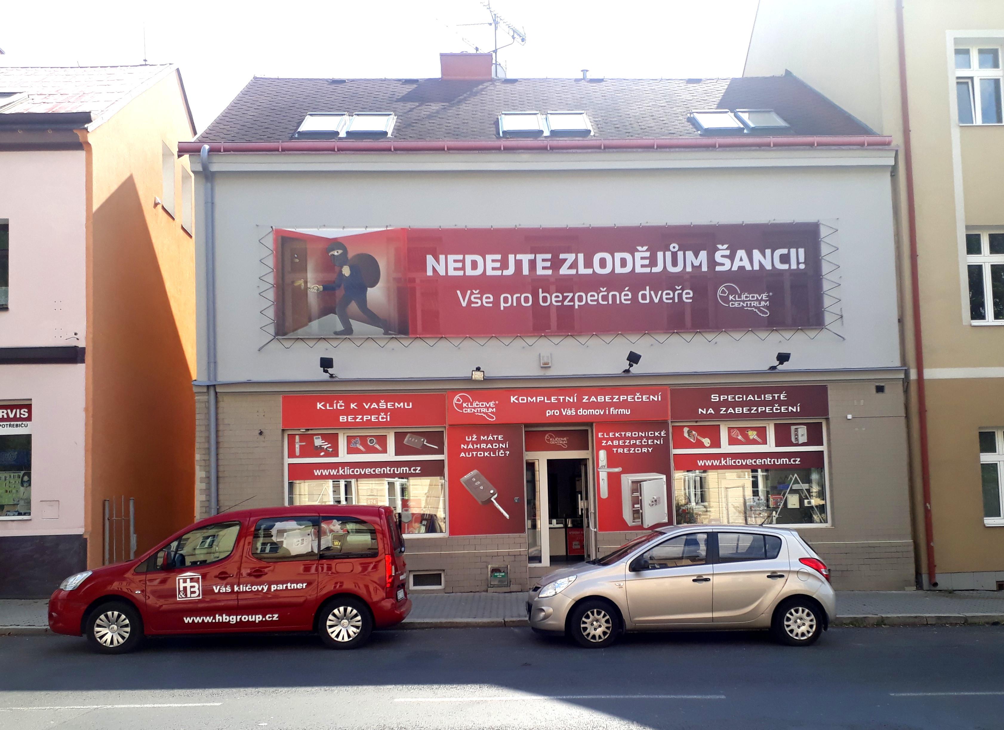 prodejna Sokolov
