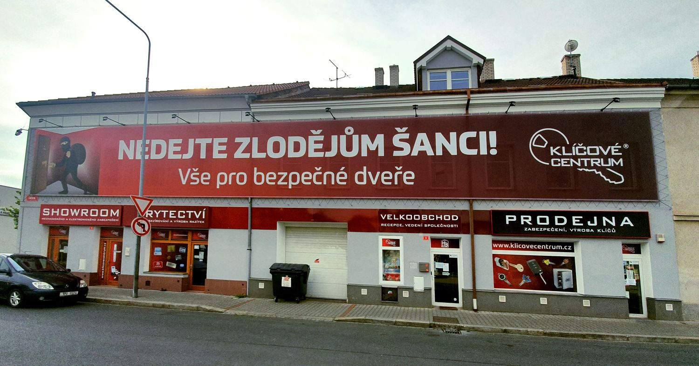 Prodejna Plzeň