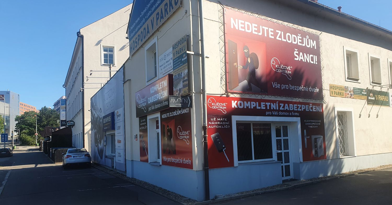 Prodejna Praha - Vysočany
