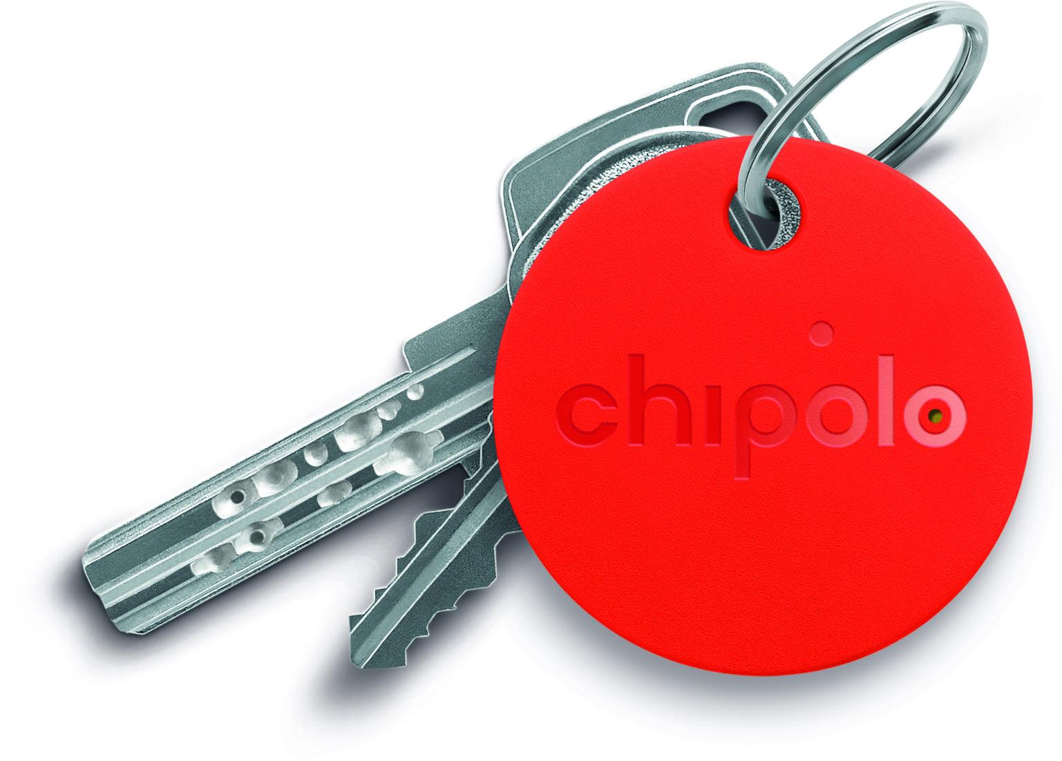 Chipolo na klíčích