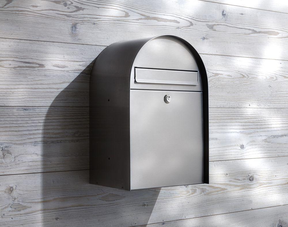 poštovní schránka Nordic - montáž na zeď