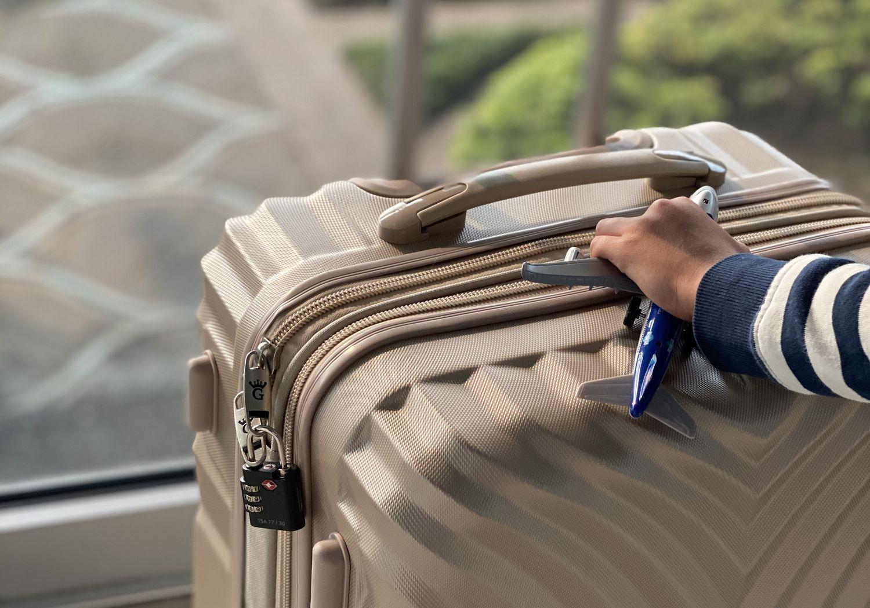 Visací zámek TSA 77 - kufr