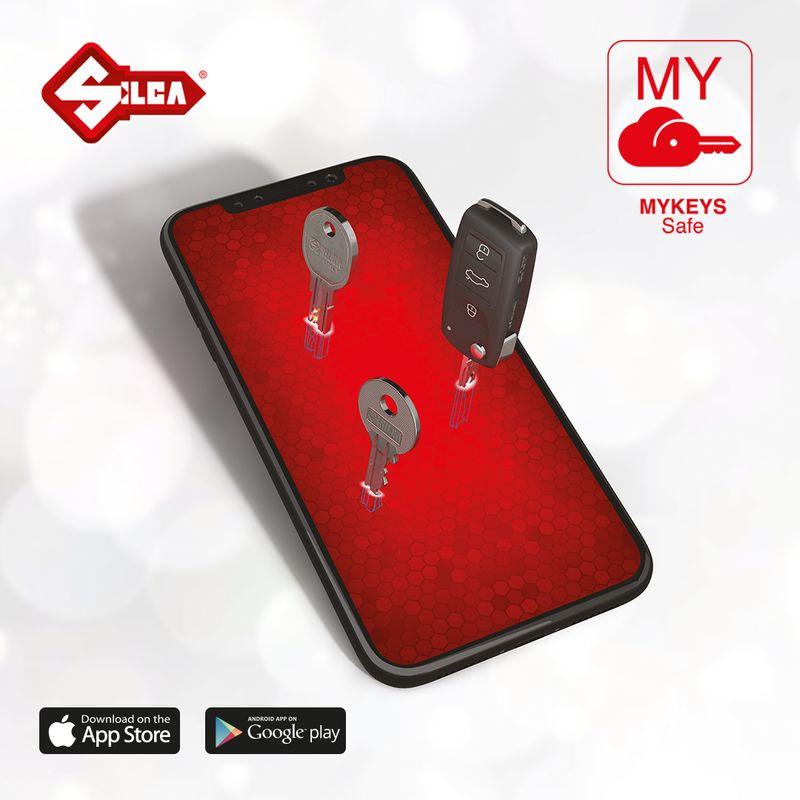 digitalizujte své klíče