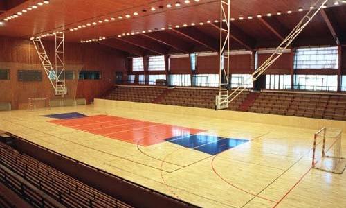 Sportovní Hala Lokomotiva Plzeň