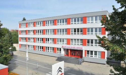učiliště Andre C